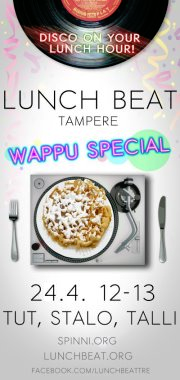 wappu lunch
